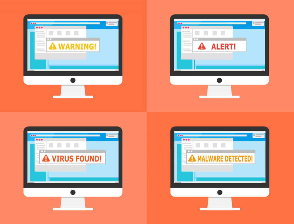 Spam warnings