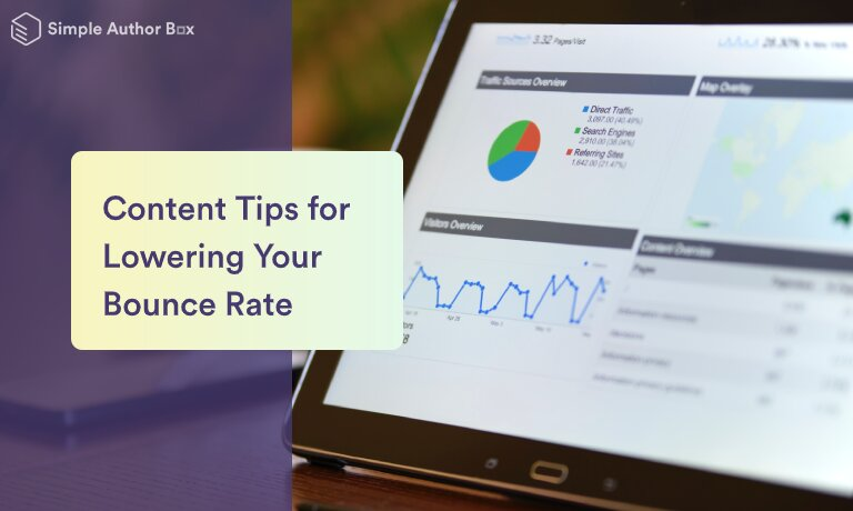 Tips to Lower Your Bounce Rate That Actually Work