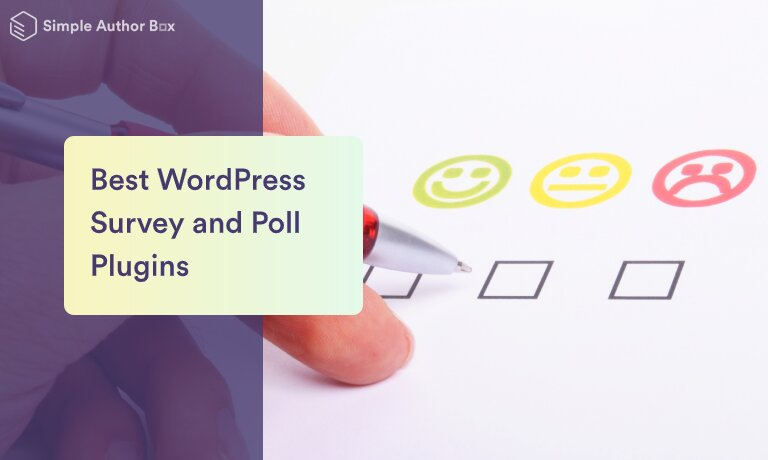 Best Wordpress Survey and Poll Plugins