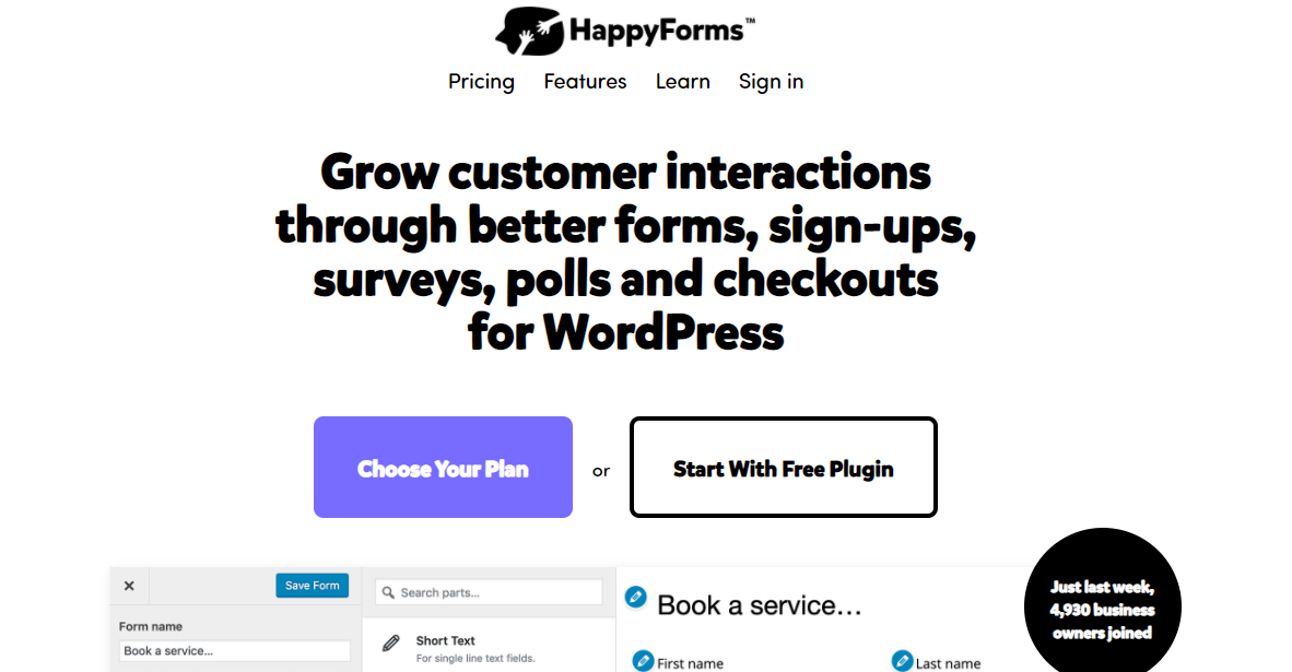 HappyForms