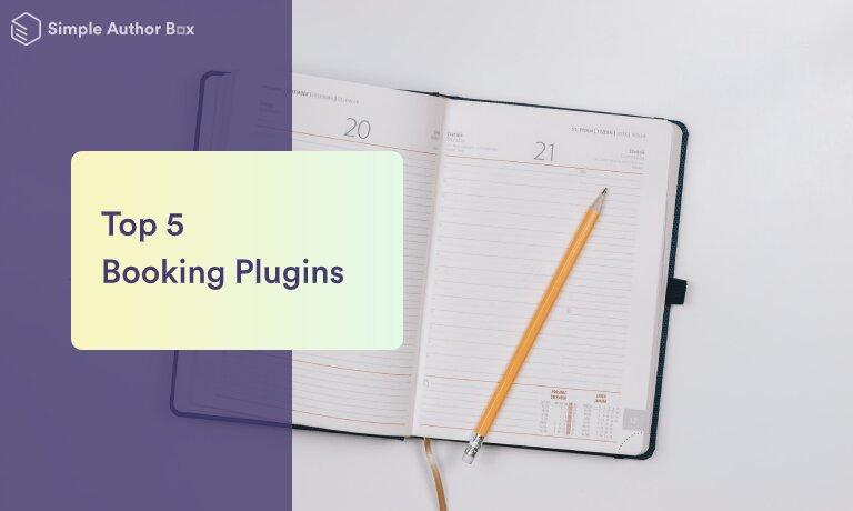 Top 5 Booking Plugins
