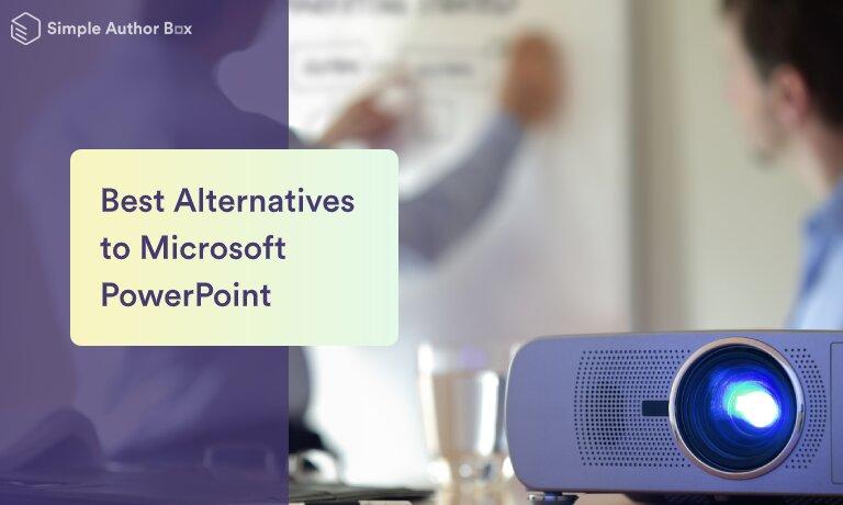 Best Alternatives to Microsoft PowerPoint