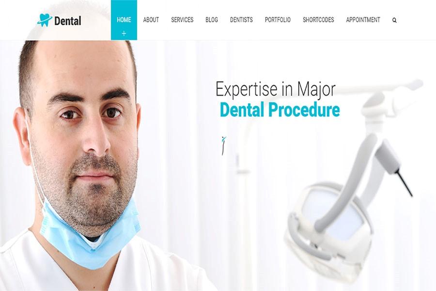 Dental Clinic theme