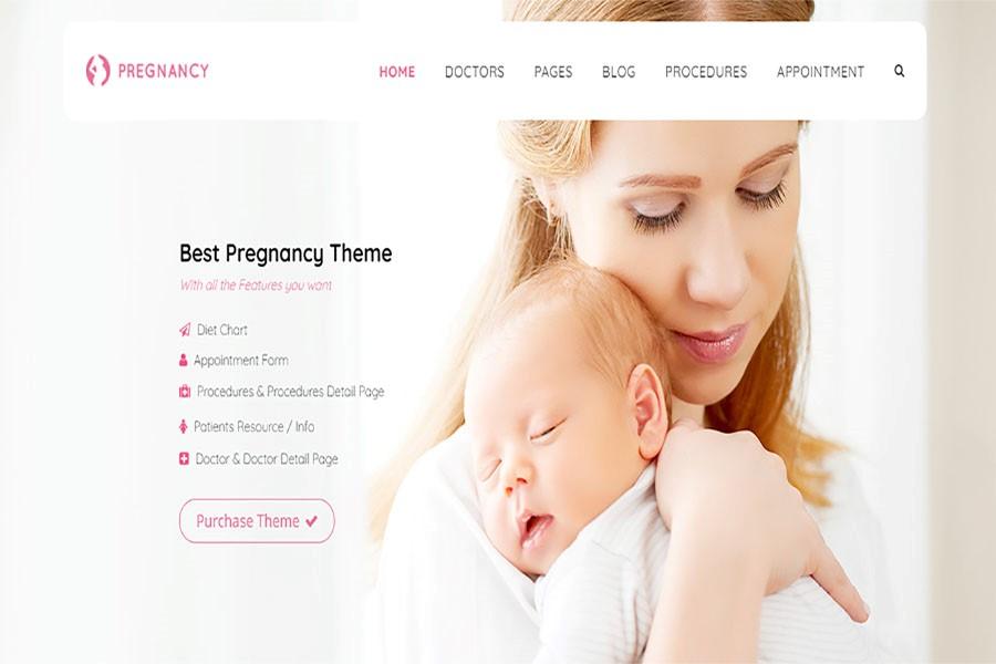 Pregnancy theme