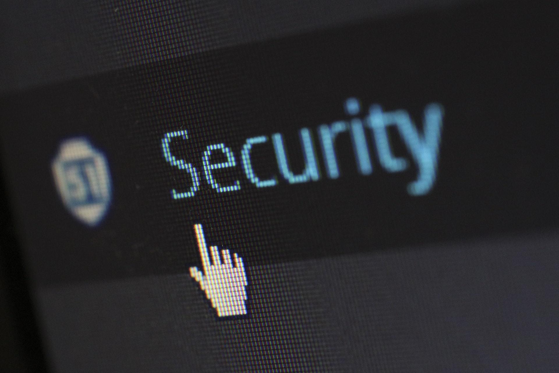 Security tab in WordPress
