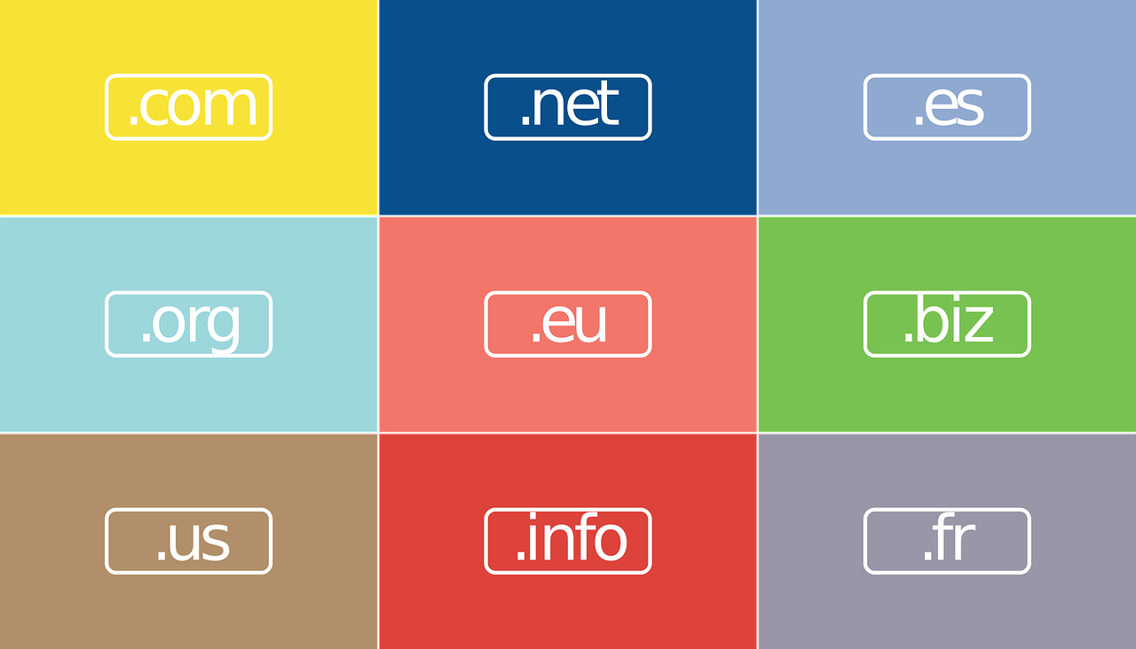 Domain extension examples