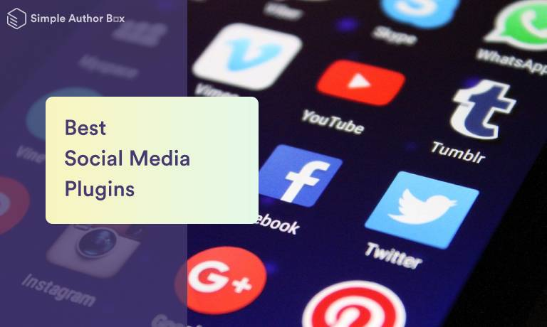 Best Social Media Plugins for WordPress to Improve Your Online Presence and Increase Traffic