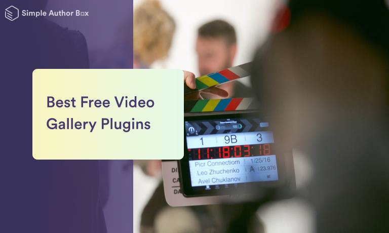 Best Free Video Gallery WordPress Plugins to Display Your Videos and Entertain Visitors