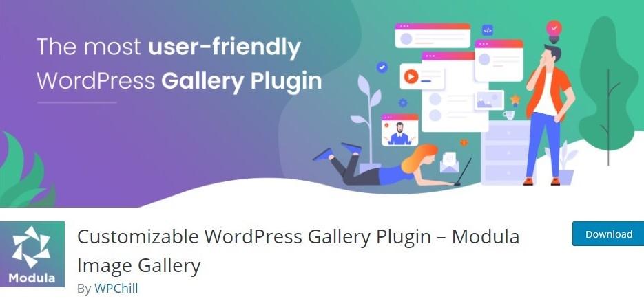 Customizable WordPress Gallery Plugin - Modula Image Gallery
