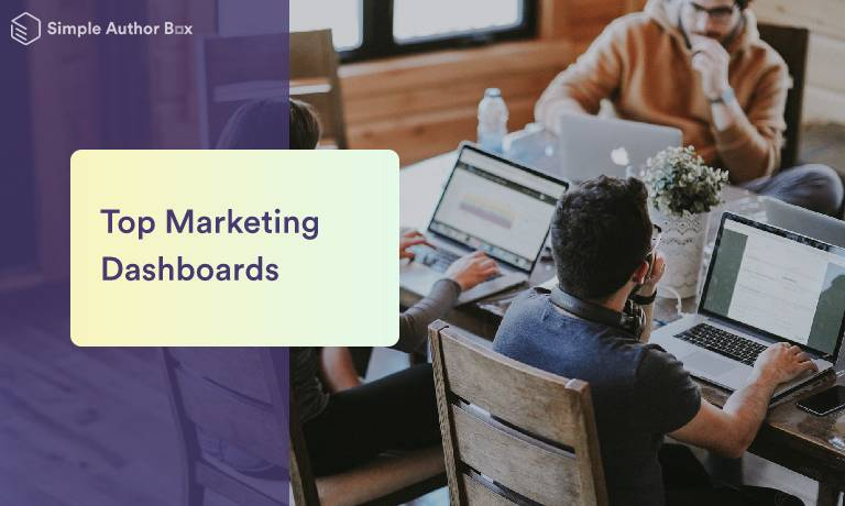Top Five Marketing Dashboards for Visualizing Performance