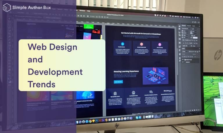 Seven Web Design and Development Trends